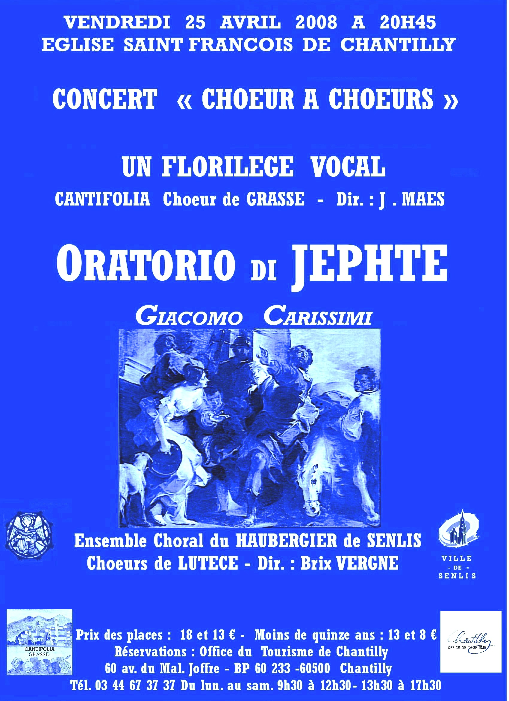 2008 CARISSIMI Jepht CHANTILLY